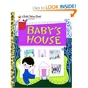 Baby's House (Little Golden Book) Gelolo McHugh
