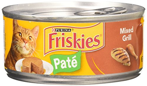 Grill Dinner (Friskies Mixed Grill Dinner Cat Food 5.5 oz (Pack of 24))