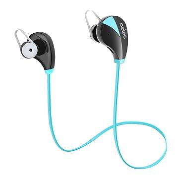 34d75a5e840 AELEC S350 Bluetooth Headphones Wireless in-Ear Sports Earbuds Sweatproof  Earphones Noise Cancelling Headsets with
