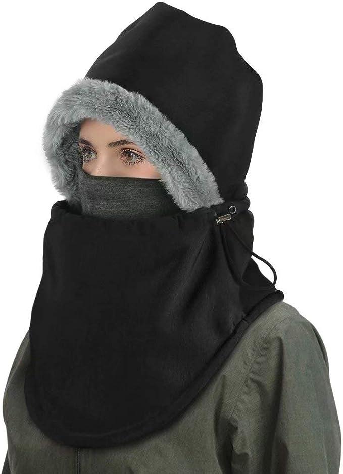 巴拉克拉法帽滑雪面罩