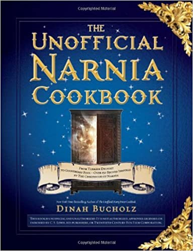 Image result for unofficial narnia cookbook cover