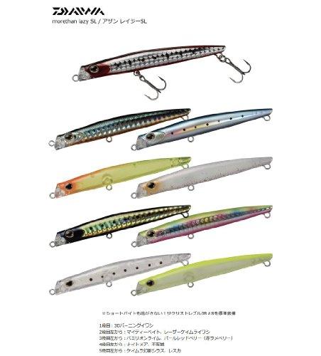 ダイワ(Daiwa) ルアー モアザン レイジースリム 88S ケイムラ幻影シラスの商品画像