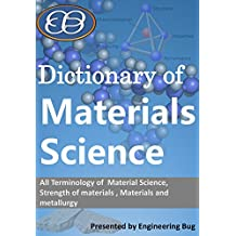 Dictionary of Materials Science and Technology : All Terms of materials science and technology