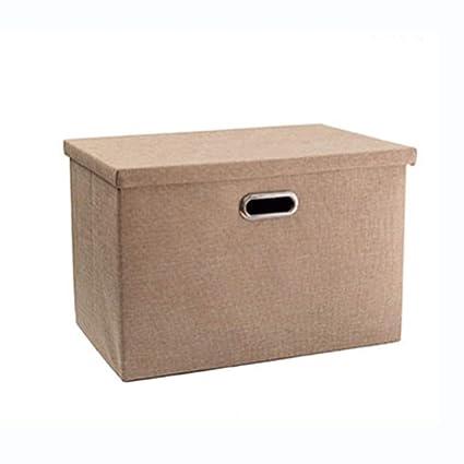 XXT-Sunshine Cesta de Almacenamiento de Ropa de algodón Caja de Almacenamiento de Ropa Caja