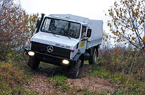 und Offroad Fahren in Sinsheim Unimog On Jochen Schweizer Geschenkgutschein