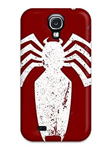High Quality Spider-man Case For Galaxy S4 / Perfect Case