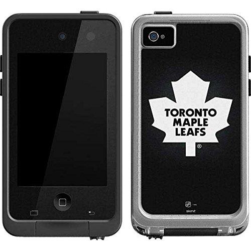 NHL Toronto Maple Leafs LifeProof fre iPod Touch 4th Gen Skin - Toronto Maple Leafs Black Background (Ipod Leafs Skin Maple Toronto)