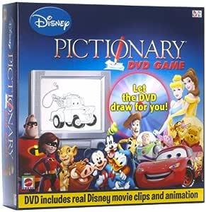 Pictionary: Disney - DVD Game