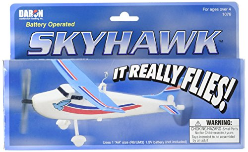 Motorized Airplane (Daron Flying Skyhawk on a String)