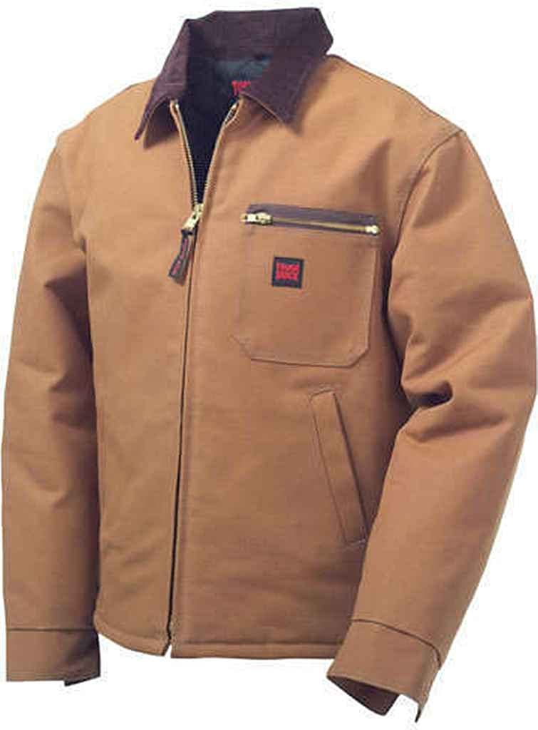 Tough Duck Mens Washed Chore Jacket 21371b