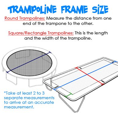 Spring Trampoline Mat