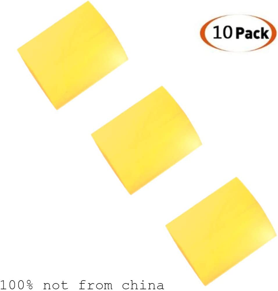Tailor Chalk Fabric Chalk for Sewing Tailors Chalk Fabric Chalk Sewing Made in Canada Wax Based Tailors Chalk by SEWTCO 4 White, 3 Blue, 3 Yellow, 10 Pack Fabric Markers for Sewing