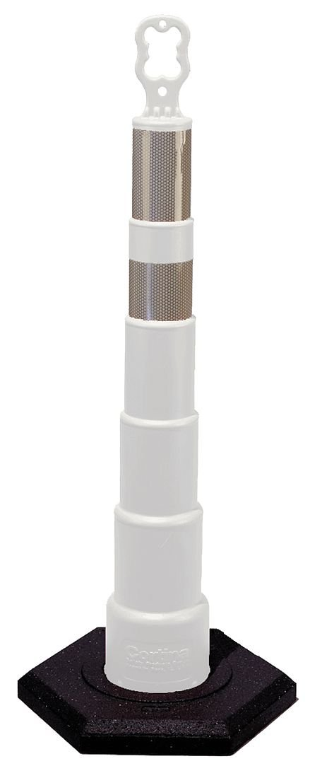 Cortina Grip-N-Go Channelizer with High Prismatic Collars, 6