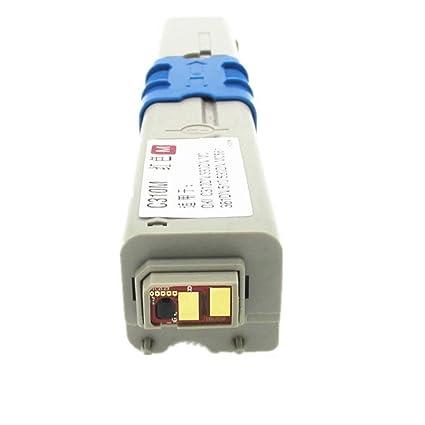 Cartucho de tóner de Repuesto para Impresora Oki MC562 MC561 ...