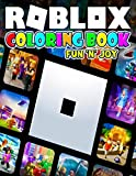 Fun 'N' Joy - Roblox Coloring Book: Exclusive Work