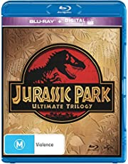 Jurassic Park: Trilogy Collection (Blu-ray)