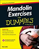 Mandolin Exercises for Dummies, Don Julin, 1118769538