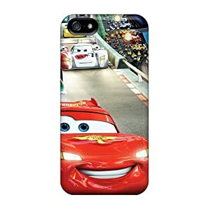 Fashion QRB3282TMNr Case Cover For Iphone 5/5s(cars_2_race)