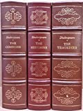 Shakespeare: The Complete Works (The Comedies, The Histories, The Tragedies - Easton Press - Collector's Editions, 3 Volumes)
