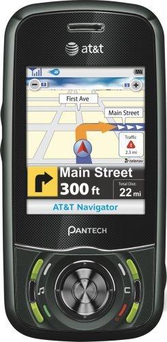 amazon com pantech matrix c740 phone black green at t cell rh amazon com Verizon Pantech User Manual AT&T Pantech User Manual
