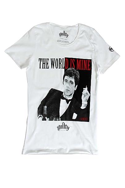 Gucci - Camiseta de Manga Corta - para niño Blanco 16 años: Amazon ...
