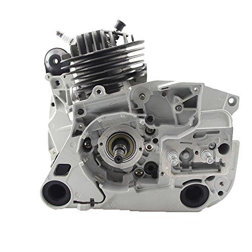 Farmertec New Engine Motor WT 54MM Big Bore Cylinder Piston CRANKSHAFT CRANKCASE FITS STIHL MS460 046 Chainsaw REP 1128 020 1221 ()