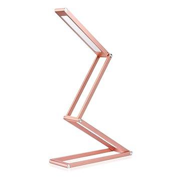 Nuit Sans Oobest Lampe Led Portable Couleur Rechargeable Eclairage Pliable De Fil Lumière Rose Bureau Lecture 0P8wOnXk