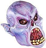 Adult's Evil Scary Zombie Vampire Vinyl Costume Mask