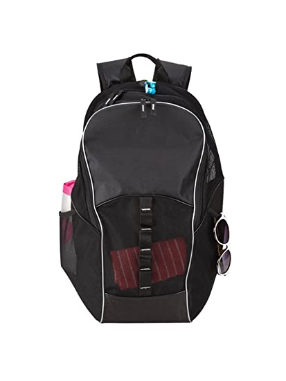 4fb38a884288 Travelwell Mesh Tablet Computer Backpack