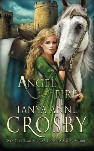 book cover of Angel of Fire