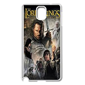 James-Bagg Phone case - Lord Of The Rings Pattern Protective Case For Samsung Galaxy NOTE4 Case Cover Style-16