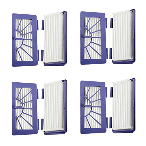 MZY LLC 8 x Hepa Filter Replacement for Neato XV Signature P