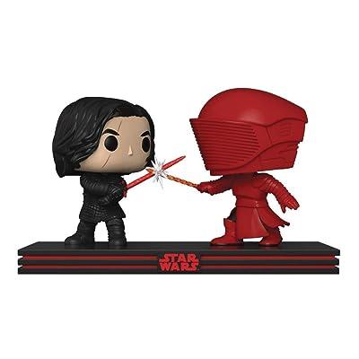 Funko POP! Star Wars Movie Moment: The Last Jedi - Kylo and Praetorian Guard: Funko Pop! Star Wars Movie Moment:: Toys & Games