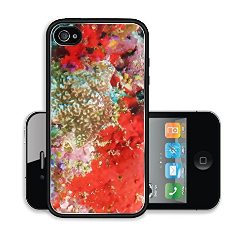 iPhone 4 4S Case 038 Soft Coral Slodge Image 9364895792