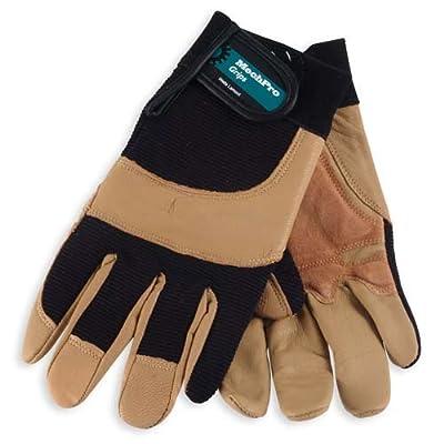 Wells Lamont Mens Leather Mechanics Work Gloves 7790