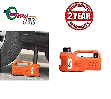 myTVS TJ-65 3 Ton Car Electronic Jack for All Cars