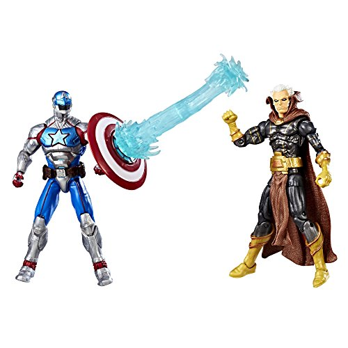 Marvel Gamerverse Contest of Champions The Collector Vs. Civil Warrior 2 Pack (Marvel Contest Of Champions Best Heroes)
