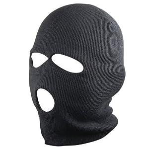 Sodial Neopren-Maske für Hals / Gesicht, Motorradmaske, Skimaske