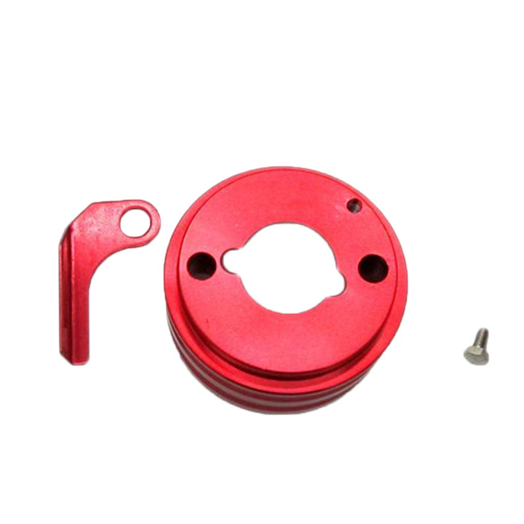 Red B Blesiya AIR FILTER CLEANER ADAPTER FITS for HONDA GX160 GX200 5.5HP 6.5HP ENGINE