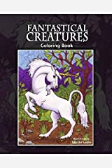 Fantastical Creatures: Coloring Book by Tabitha Ladin (2009-04-03) Paperback Bunko