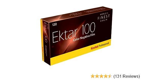 Amazon Com Kodak Professional Ektar Color Negative Film Iso 100