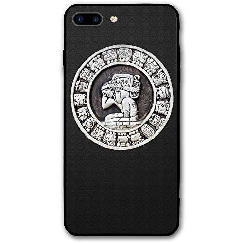 Gold Symbolize Coin - Mysterious Tribe Symbolizes Coins iPhone 7/8 Plus Case Cover Phone Classic Shell Full Protective Case 5.5