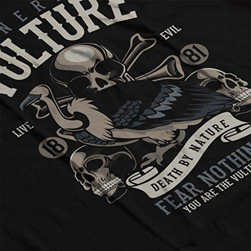 Funeral Nothing Vulture Black Fear Women's Sweatshirt 0r4qx0Pw