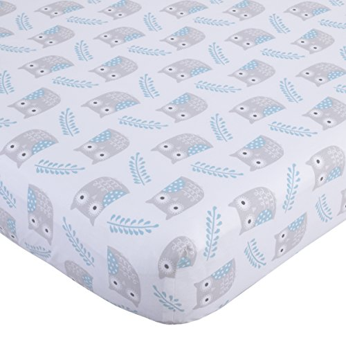 NoJo Cotton Fitted Sheet White product image