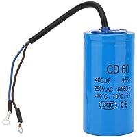 CD60 Condensador de funcionamiento 250V CA 400uF 50/60