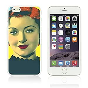 OnlineBestDigitalTM - Celebrity Star Hard Back Case for Apple iPhone 6 Plus (5.5 inch) Smartphone - Myrna Loy