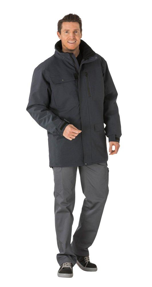 Planam 3686056''Outdoor'' Protective Secu Parka Protective Jackets, X-Large, Marine