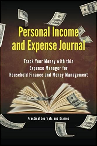 personal income and expense journal track your money with this