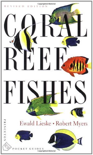 Coral Reef Fishes: Indo-Pacific and Caribbean (Princeton Illustrated Checklists) by Lieske, Ewald, Myers, Robert Rev Edition (2001) ()