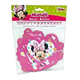 6.25ft Minnie Mouse Birthday Banner